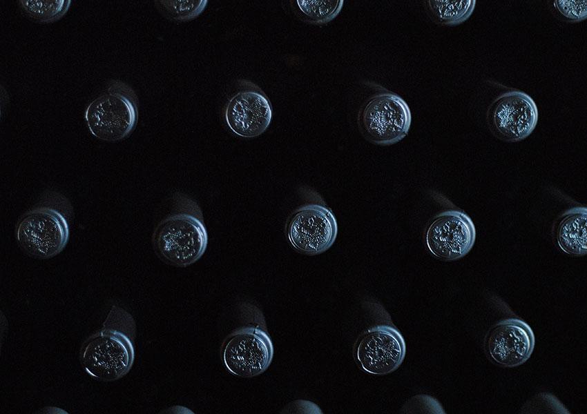 Vinoteca como nueva
