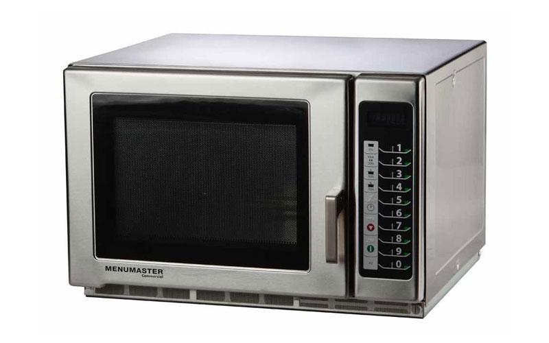 Potencia de horno microondas