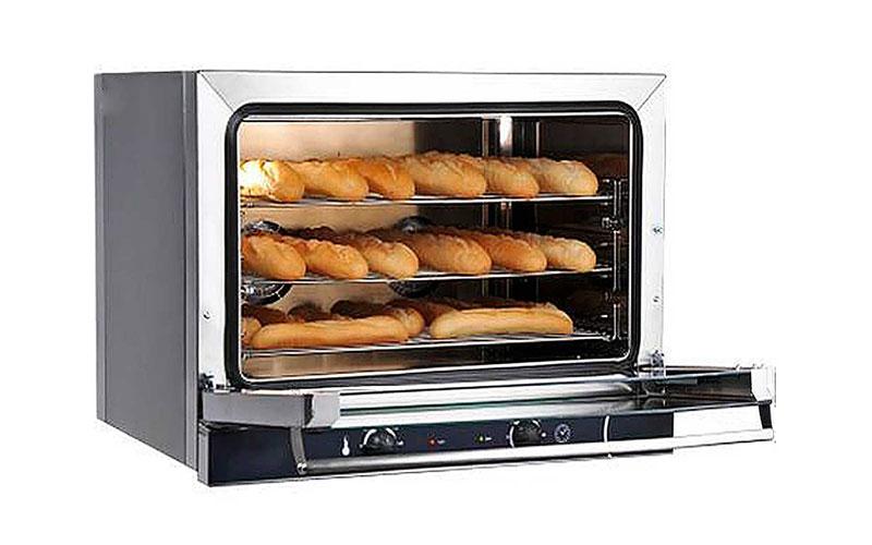 Horno para panadería
