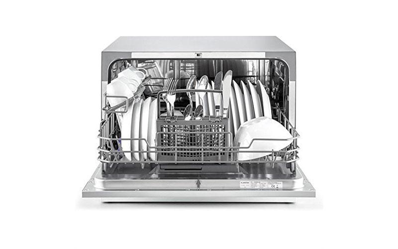 Maquina de lavado de platos casera.