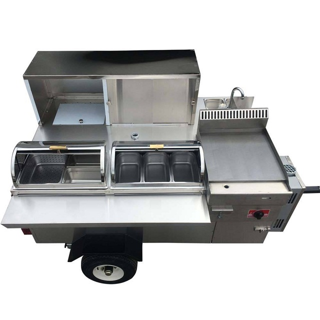 Maquinaria para catering