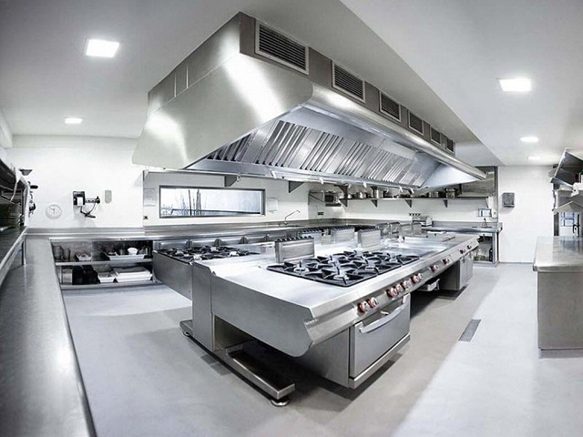 Maquinaria restaurantes