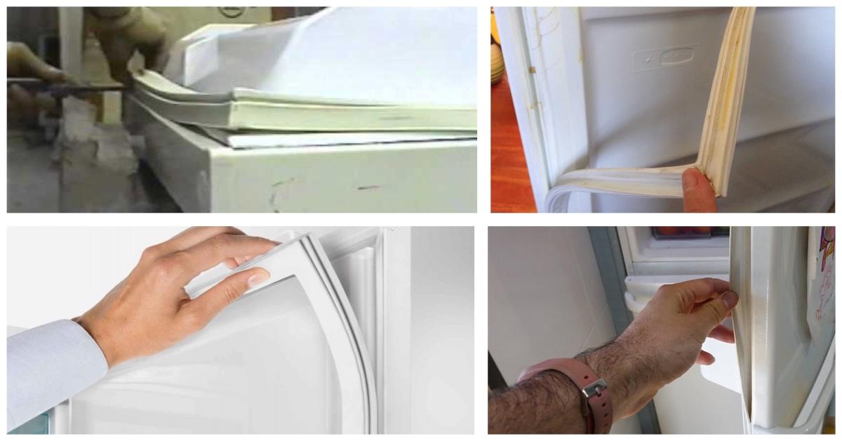 Cambiar la goma del frigorífico: fácil y rápido