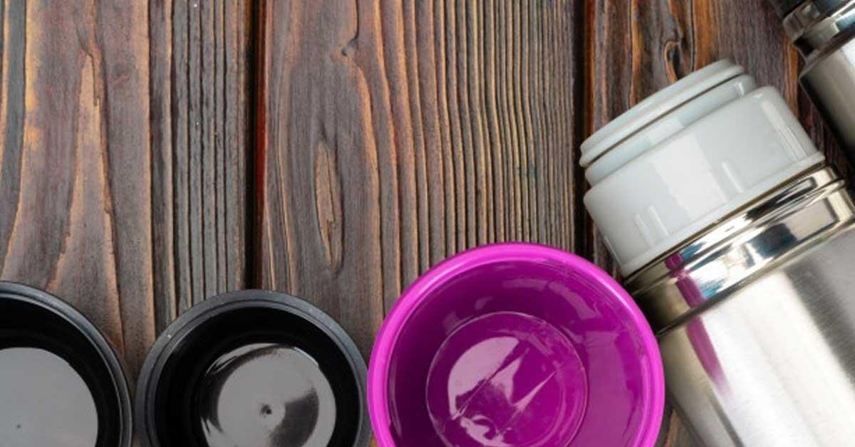 Secretos para comprar un termo de café y mantenerlo nuevo