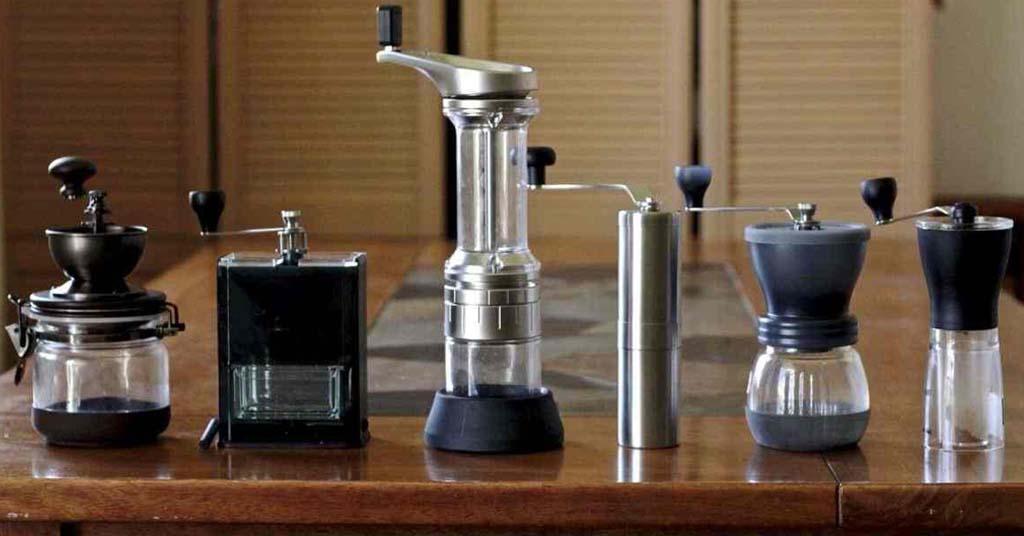 razones para tener un molinillo de café