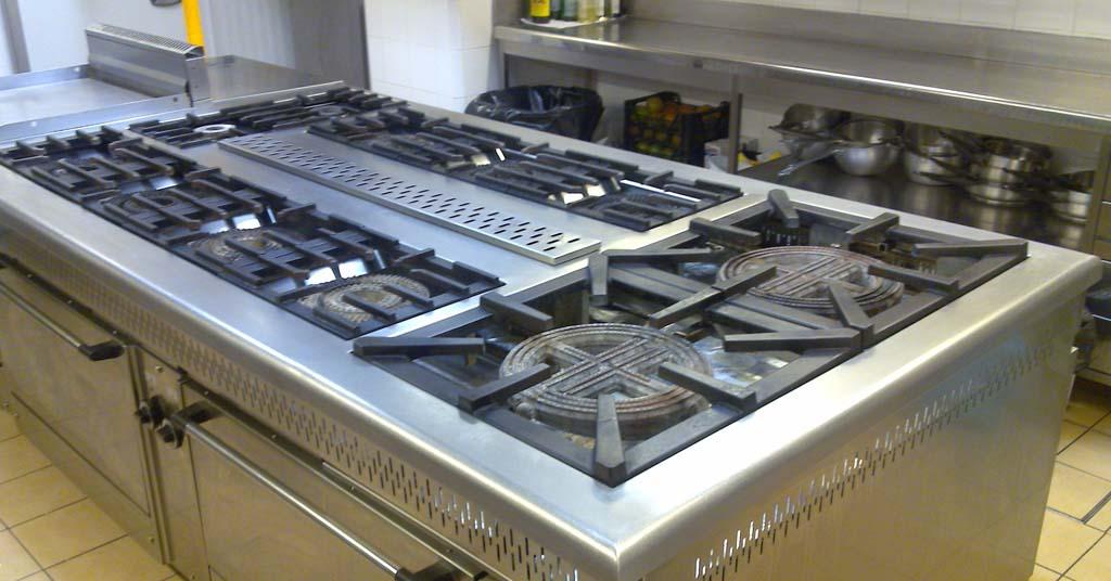 hornos industriales para paellas