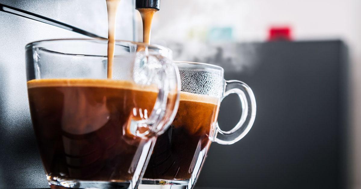 Calcula la cafeína en un café con éxito