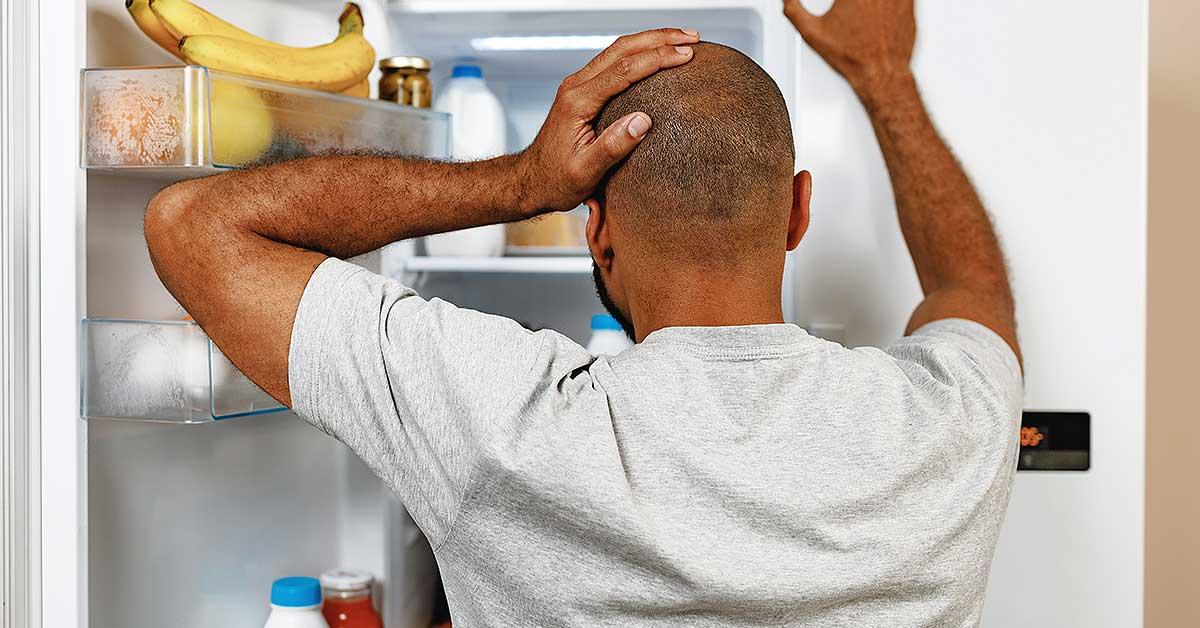 Guía de alimentos que no se guardan en el refrigerador
