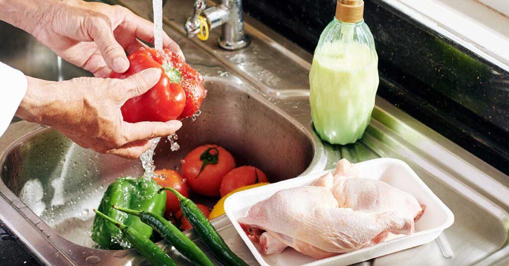 ¿Qué es la higiene alimentaria?
