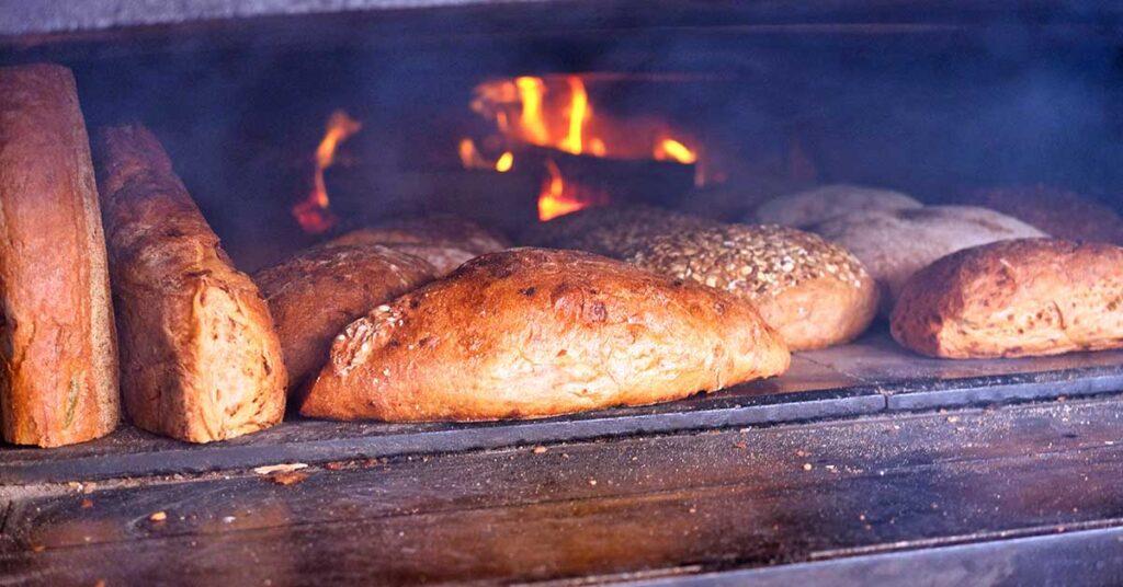 Tipos de horno pastelero
