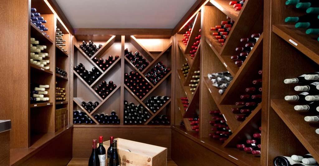 vinotecas y refrigeradores de vino