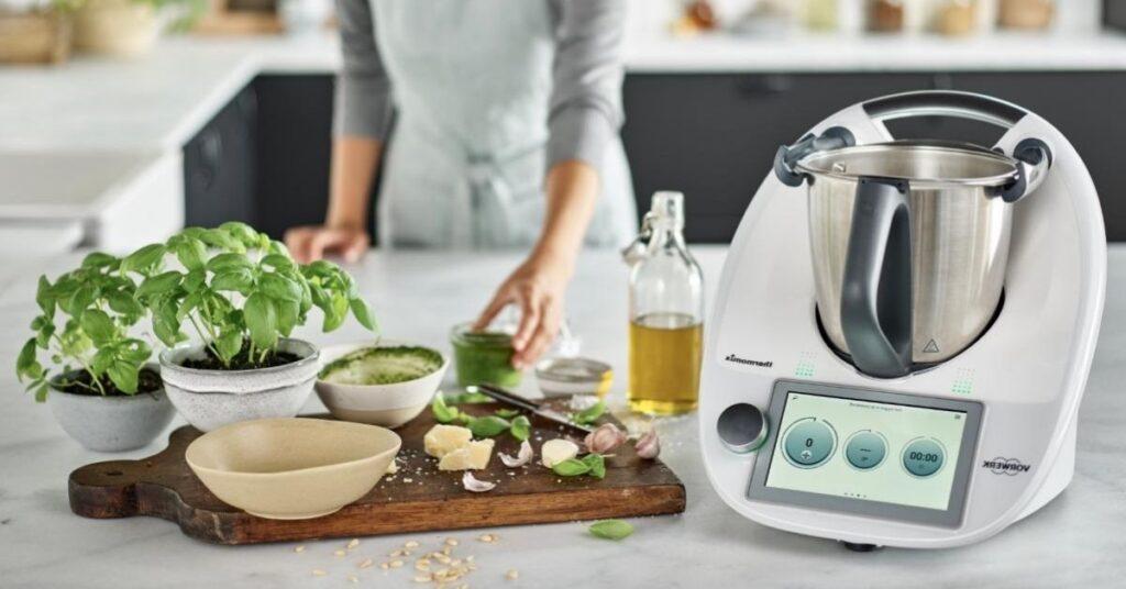 ¿Qué es un robot de cocina?