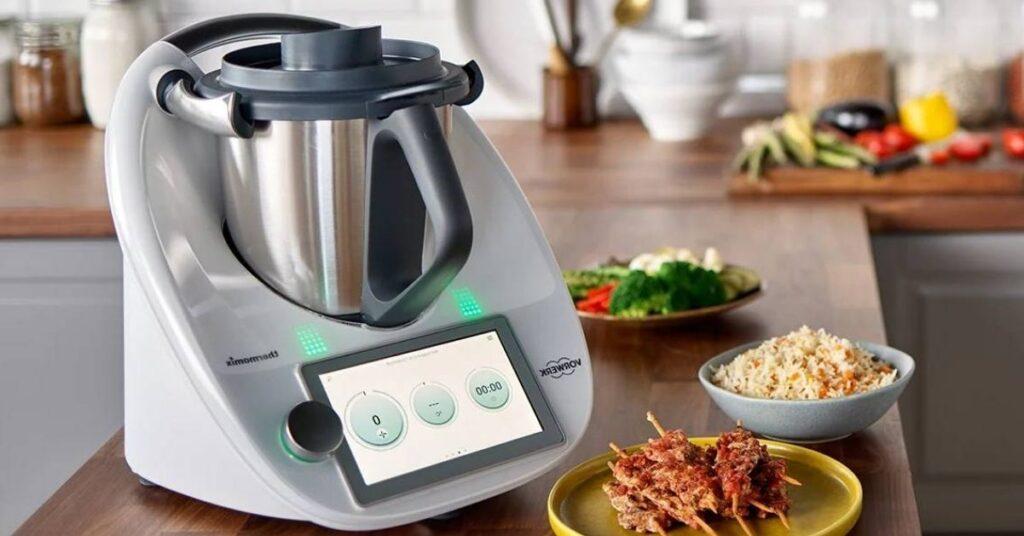 Pro y contras del robot que cocina solo