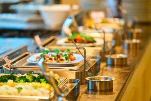 Los tipos de buffet y sus características