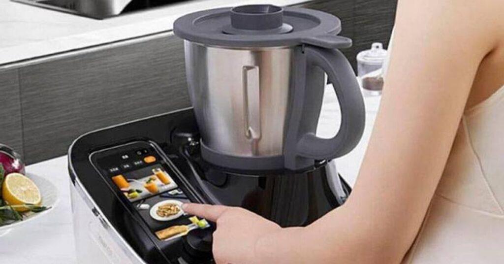 Qué y cómo cocinar con un robot de cocina